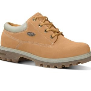 Lugz Empire Water Resistant Mens Tan Ankle Boot ME
